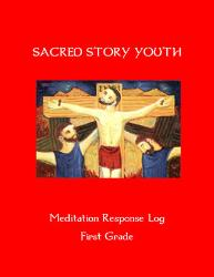 Sacred Story Youth: Meditation Response Book - Grade 1
