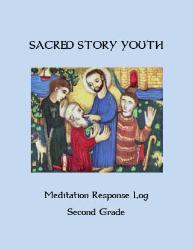 Sacred Story Youth: Meditation Response Book - Grade 2