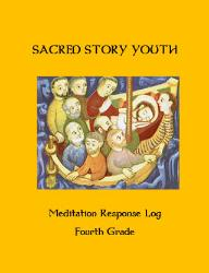 Sacred Story Youth: Meditation Response Book - Grade 4