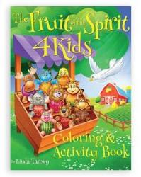 The Fruit of the Spirit 4 Kids-Coloring and Activity Book