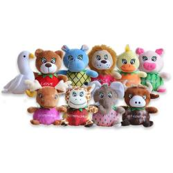 Fruit of the Spirit 4 Kids - Plush Stuffed Animal Collection