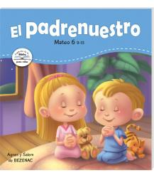 El Padre nuestro (Spanish) - Reading book