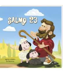 Salmo 23 (Spanish) - reading book