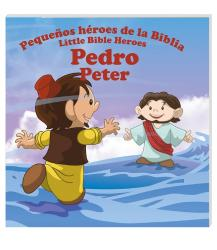 Pedro - Peter  (bilingual) - reading book