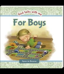God talks with me for boys (English) - Reading book