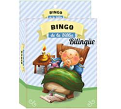 Bible Bingo (Bingo de la Biblia - bilingual)