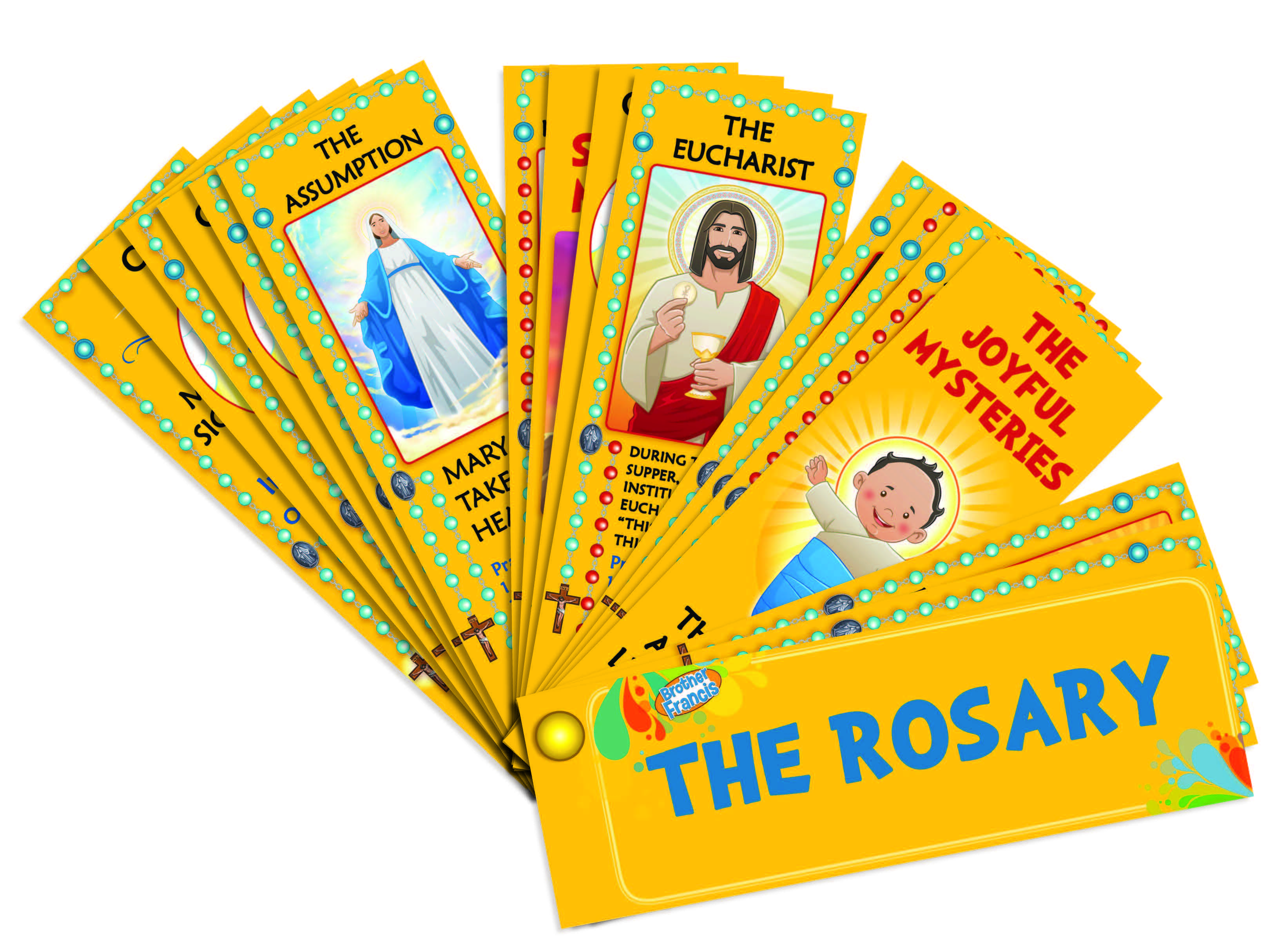 The Catholic Rosary Fan