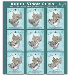 Angel Visor Clips