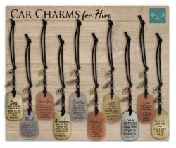 CAR CHARMS  FOR HIM