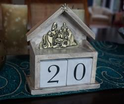 Advent Perpetual Calendar
