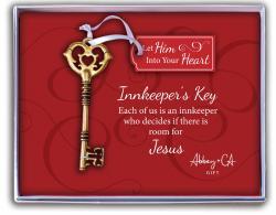 Innkeeper's Key Ornament