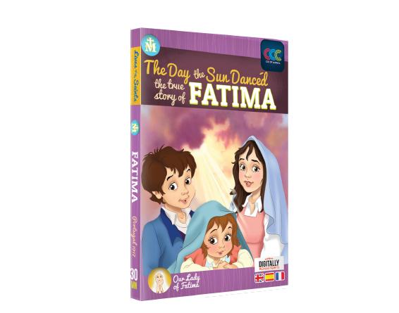 DVD 001 FATIMA - E,S,F..CCC Of America