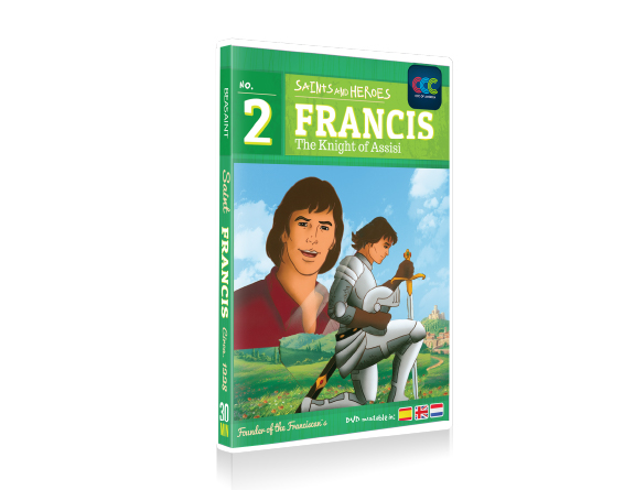 DVD 002 FRANCIS ASSISI-E,S,F..CCC Of America
