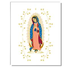 8x10 Print: Our Lady of Guadalupe