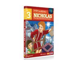 DVD 003 NICHOLAS- E,S,F (Reg1)..CCC Of America