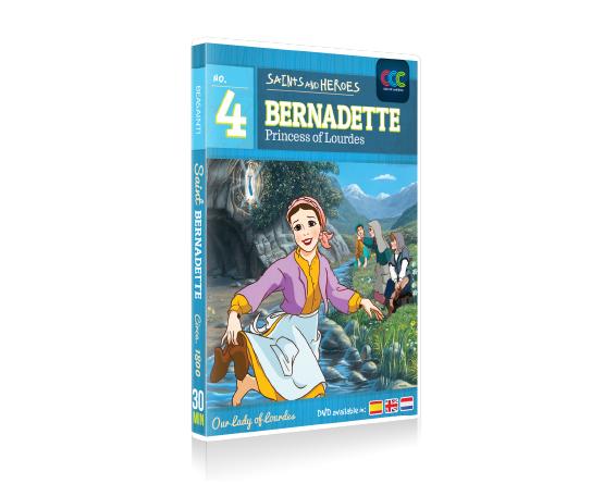 DVD 004 BERNADETTE- E,S,F..CCC Of America