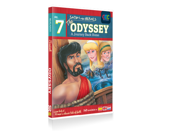 DVD 007 THE ODYSSEY-E,S,F (Reg1)..CCC Of America