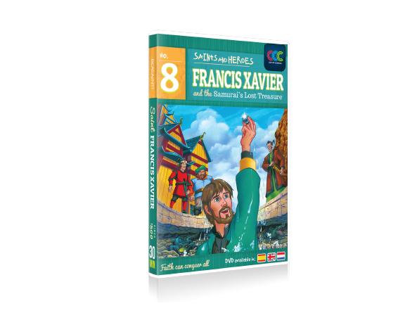 DVD 008 FRANCIS XAVIER-E,S,F..CCC Of America