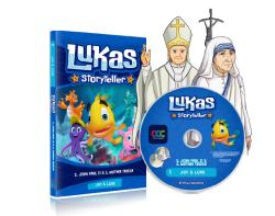 DVD 001 LUKAS STORYTELLER EP 1 AND 2 E,S,F...