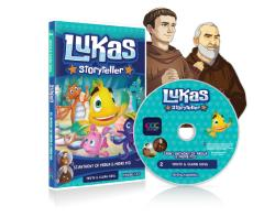 DVD 001 LUKAS STORYTELLER EP 3 AND 4 E,S,F...