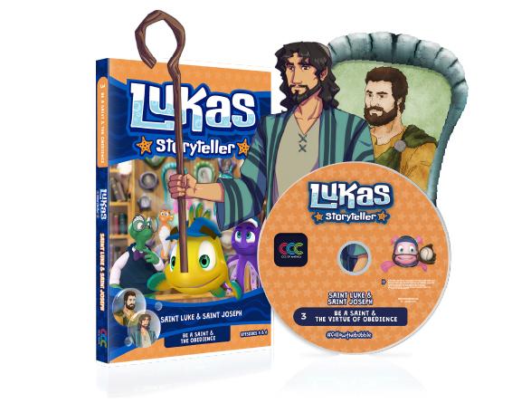 DVD 001 LUKAS STORYTELLER EP 5 AND 6 E,S,F..