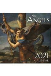 2021 The Angels Wall Calendar