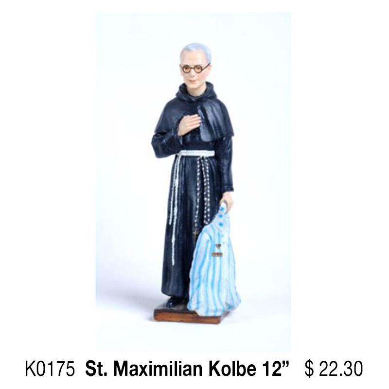 Saint Maximilain Kolbe