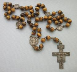 St. Francis Peace Prayer Rosary