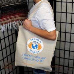 Oremus Mercy Personalized Tote Bag