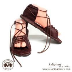 Spartan Style Sandals -1 pair
