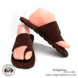 Roman Style Sandals - 1 pair