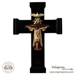 Holy Trinity Wooden Cross