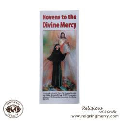 Novena to the Divine Mercy (25 pc)