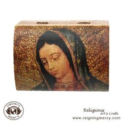 Our Lady of Guadalupe Trinket Box