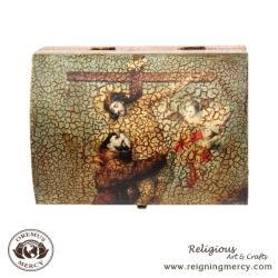Saint Francis of Assisi Trinket Box