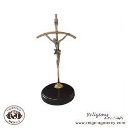 Papal Crucifix