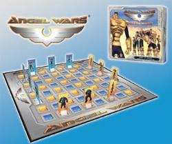 Angel Wars Strategy Board Game
