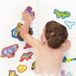 Noah's Ark Foam Tub Toys