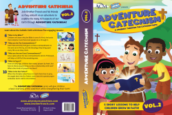 Adventure Catechism Reader - Volume 2