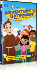 Adventure Catechism Volume 1 - DVD