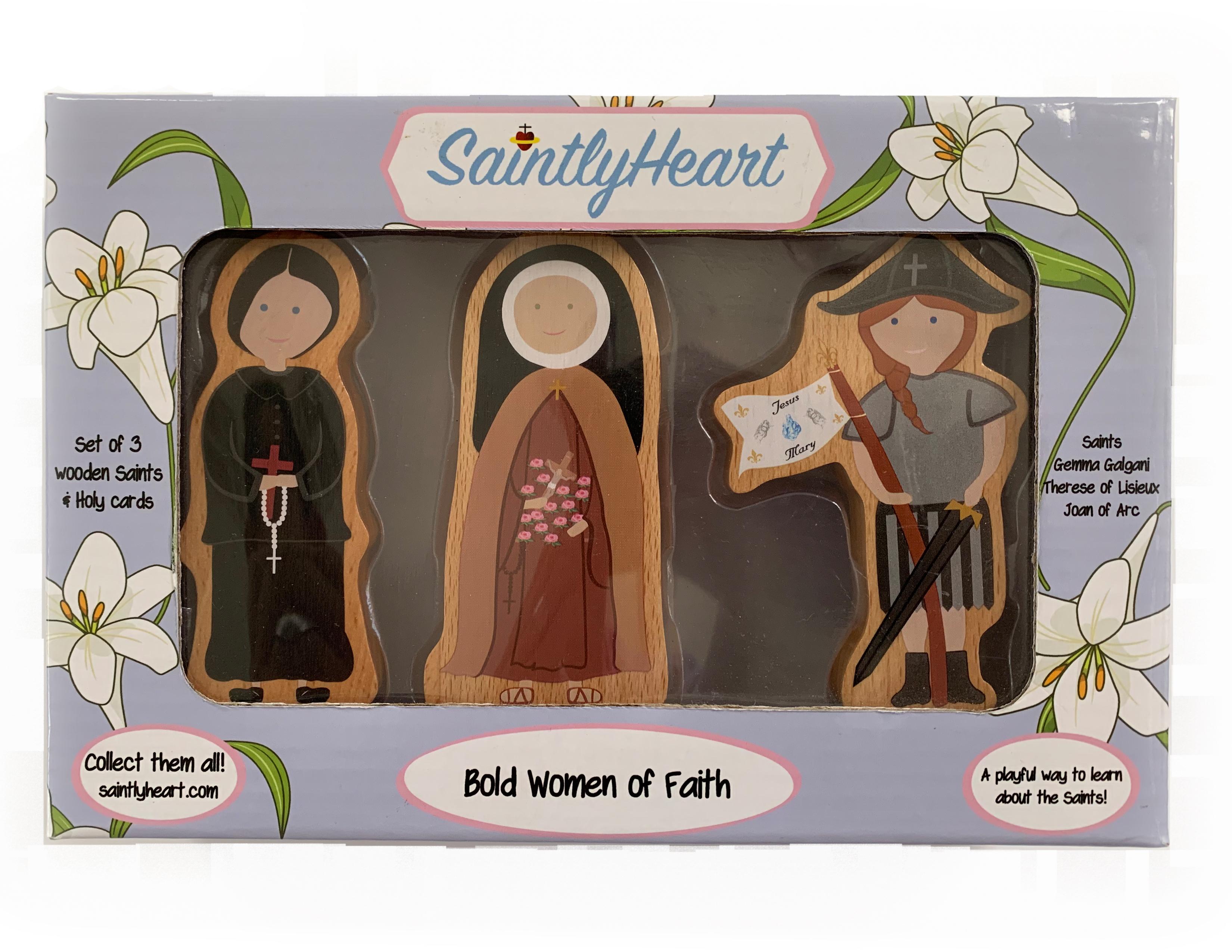Bold Women Of Faith Set