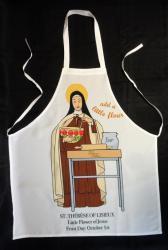 St. Thérèse of Lisieux Host/Hostess Apron