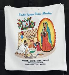 Our Lady of Guadalupe, Spanish Kitchen Towel