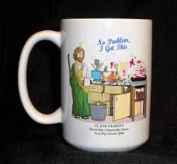 St. Jude Thaddeus Mug