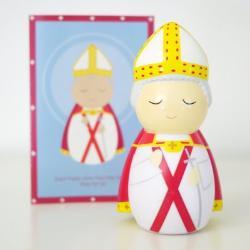 St. Pope John Paul II Shining Light Doll