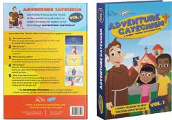 Adventure Catechism Volume 1 - Reader