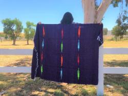 Mexican Thunderbird Blanket