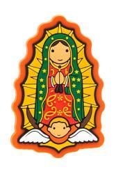 Lady of Guadalupe Fridge magnet