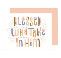 Notecard Set: Psalm 11