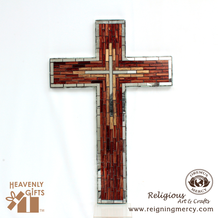 16-121-1a_candle-sets-brown-cross